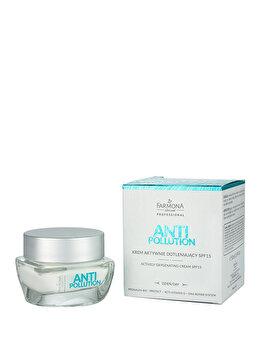 Crema activ oxigenanta de zi cu SPF 15 Anti Pollution, 50 ml