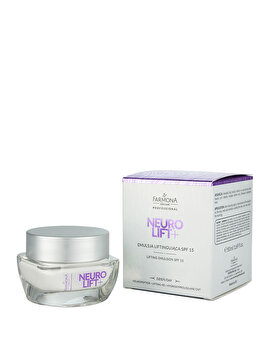 Emulsie cu efect lifting SPF 15 de zi Neuro Lift+, 50 ml de la Farmona