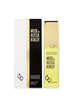 Apa de toaleta Alyssa Ashley Musk, 100 ml, pentru femei de la Alyssa Ashley