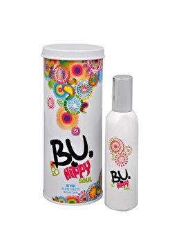 Apa de toaleta B.U. Hippy Soul, 50 ml, pentru femei de la B.U.