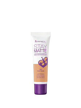 Fond de ten Rimmel London Stay Matte, nr. 303, 30 ml de la Rimmel