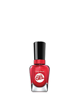 Lac de unghii Sally Hansen Miracle GEL, 470 Red Eye, 14.7 ml de la Sally Hansen
