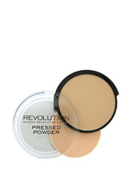 Pudra Pressed Powder, nuanta Powder Translucent, 7.5 g de la Makeup Revolution London