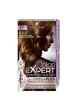 Vopsea de par Color Expert, 6-65 Ciocolatiu Auriu, 146.8 ml de la Schwarzkopf Color Expert