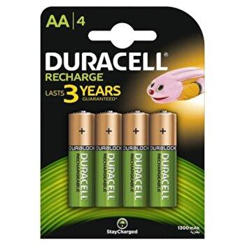 Acumulatori Duracell AAK4 1300mAh de la Duracell