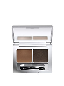 Kit pentru sprancene L'Oreal Paris Brow Artist Genius Kit 02 Medium to Dark, 3.5 g de la L Oreal Paris