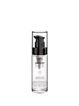 Baza de machiaj profesionala cu efect de netezire si matifiere, Ingrid Cosmetics, Transparent, 30 ml de la INGRID Cosmetics