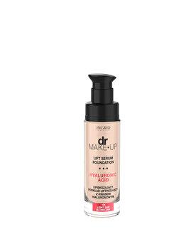 Fond de ten Dr. Make-Up, nuanta 100, 30 ml de la INGRID Cosmetics