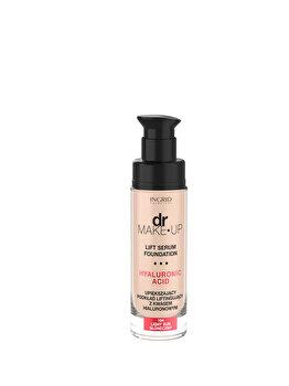 Fond de ten Dr. Make-Up, nuanta 102, 30 ml de la INGRID Cosmetics
