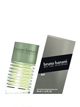 Apa de toaleta Bruno Bannani Man, 50 ml, pentru barbati de la Bruno Banani