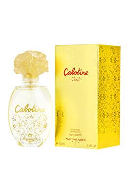 Apa de toaleta Gres Cabotine Gold, 100 ml, pentru femei de la Gres
