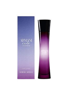 Apa de parfum Giorgio Armani Code Cashmere, 75 ml, pentru femei