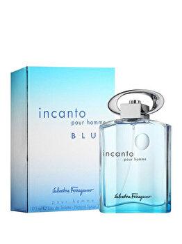 Apa de toaleta Salvatore Ferragamo Incanto Blue, 100 ml, pentru barbati