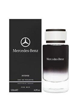 Apa de toaleta Mercedes-Benz Intense, 120 ml, pentru barbati de la Mercedes-Benz