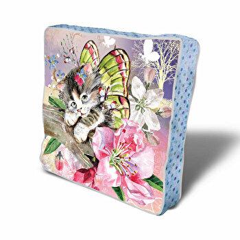 Perna decorativa Sitter, 763STT0120, Multicolor