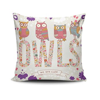 Perna decorativa Cushion Love Cushion Love, 768CLV0116, Multicolor