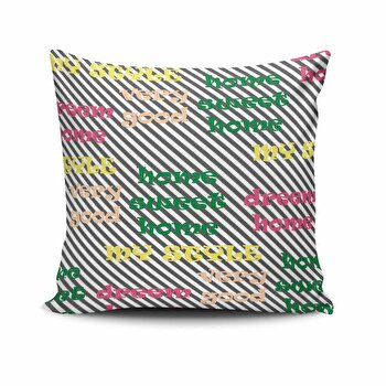 Perna decorativa Cushion Love Cushion Love, 768CLV0121, Multicolor