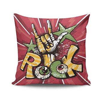Perna decorativa Kissy, 422KSY0172, Multicolor