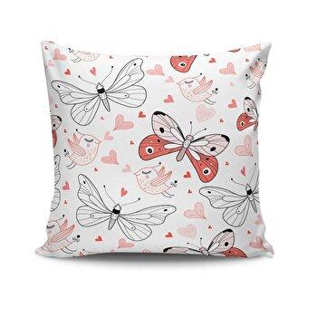 Perna decorativa Kissy, 422KSY2114, Multicolor de la Kissy