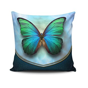 Fata de perna Cushion Love, 768CLV0362, 45 x 45 cm, Multicolor