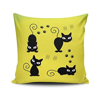 Fata de perna Cushion Love, 768CLV0432, Multicolor de la Cushion Love