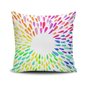 Fata de perna Cushion Love, 768CLV0496, Multicolor