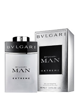 Apa de toaleta Bvlgari Man Extreme, 100 ml, pentru barbati de la Bvlgari