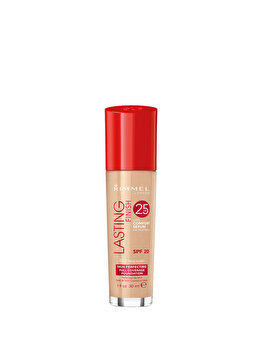Fond de Ten Rimmel London Lasting Finish, 103 True Ivory, 30 ml de la Rimmel