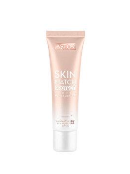 Crema hidratanta nuantatoare Astor Skin Match Protect, 30 ml de la Astor