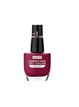 Lac de Unghii Astor Perfect Stay Gel Color, 103 My Darling, 12 ml