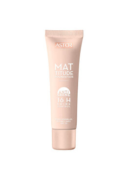 Fond de ten Astor Mattitude Foundation, Peachy 203, 30 g de la Astor