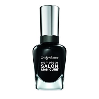 Lac de unghii Sally Hansen, Hooked On Onyx, 14.7 ml