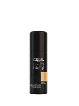 Spray corector profesional pentru acoperirea firelor albe de par L'Oréal Professionnel Hair Touch Up Warm Blonde, 75 ml de la L'Oréal Professionnel