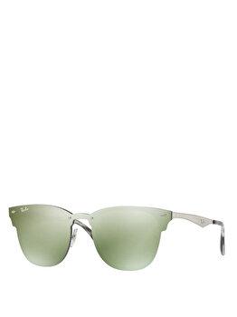 Ochelari de soare Ray-Ban Blaze Clubmaster RB3576N 042/30 41 de la Ray-Ban