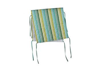 Husa spatar scaun, Heinner, HR-CHCOV-GRN01, 47×100 cm , 100 procente Bumbac cu umplutura sintetica de la Heinner