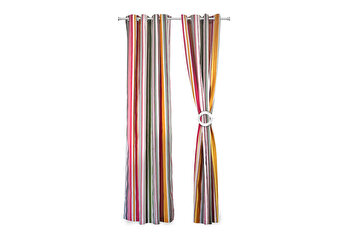 Set 2 draperii decorative, Heinner, HR-DR140-PK01, 140×270 cm, 100 procente bumbac de la Heinner