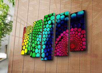Tablou decorativ Bonanza, 242BNZ4294, Multicolor