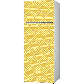 Sticker decorativ pentru frigider Fun in Kitchen, 748FUK1471, Multicolor de la Fun in Kitchen