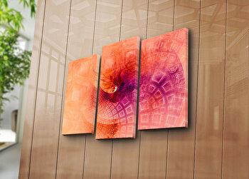 Tablou decorativ Canvart, 249CVT1233, Multicolor