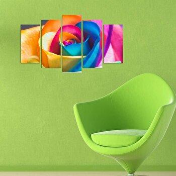 Tablou decorativ Charm, 223CHR3928, Multicolor