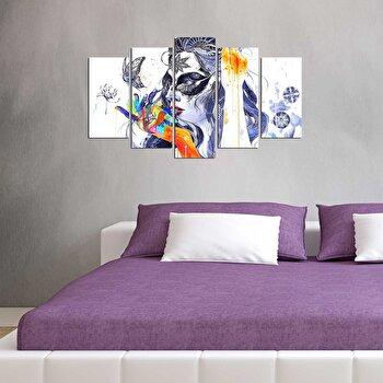 Tablou decorativ Fascination, 224FSC2933, Multicolor