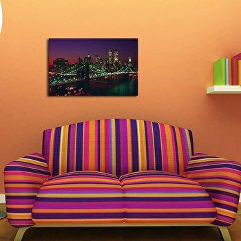 Tablou decorativ Canvart, 249CVT1306, Multicolor