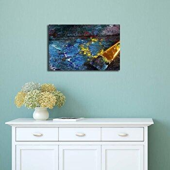 Tablou decorativ Canvart, 249CVT1375, Multicolor