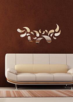 Oglinda decorativa Desire, 234DSR1138, Argintiu