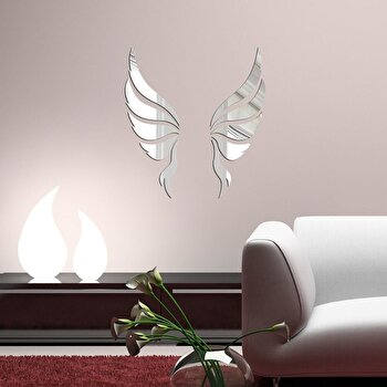 Oglinda decorativa Desire, 234DSR2846, Argintiu de la Desire