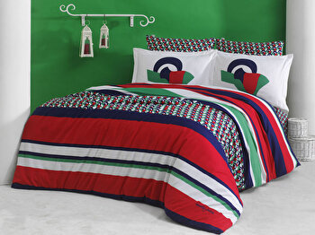 Lenjerie de pat, Marie Claire, 153MCL2231, Multicolor de la Marie Claire