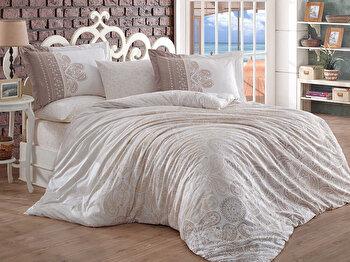 Lenjerie dubla de pat, Hobby, 113HBY2629, Multicolor