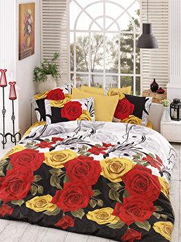 Lenjerie de pat, Pearl Home, 172PRL2202, Multicolor de la Pearl Home