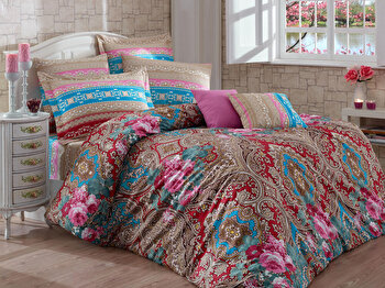 Lenjerie de pat, Pearl Home, 172PRL2248, Multicolor