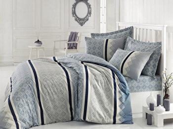 Lenjerie de pat, Cotton Box, 129CTN2449, Multicolor de la Cotton Box